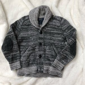 POLO by RALPH LAUREN Shawl Collar Cardigan